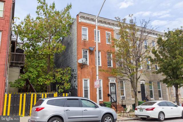 1722 W Pratt Street, BALTIMORE, MD 21223 (#MDBA480966) :: The Bob & Ronna Group