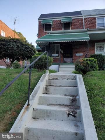 5613 Belleville Avenue, BALTIMORE, MD 21207 (#MDBA480974) :: AJ Team Realty