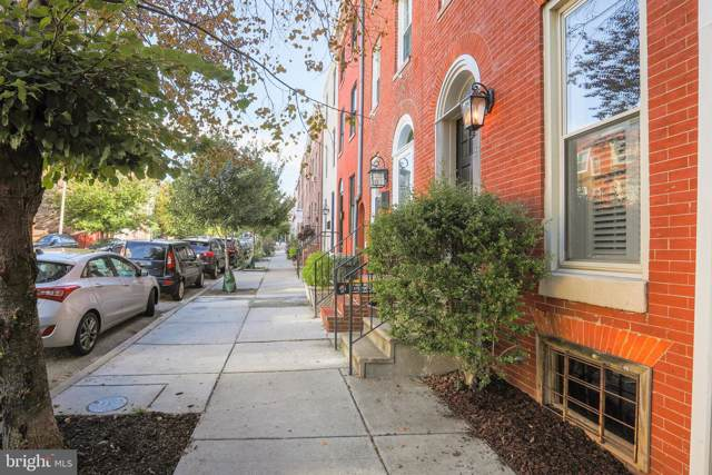 33 S Ann Street, BALTIMORE, MD 21231 (#MDBA481240) :: The Sebeck Team of RE/MAX Preferred