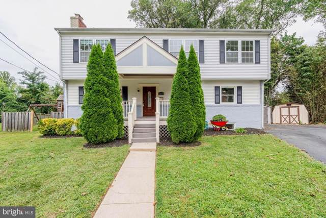 10710 Joyce Drive, FAIRFAX, VA 22030 (#VAFC118752) :: Keller Williams Pat Hiban Real Estate Group