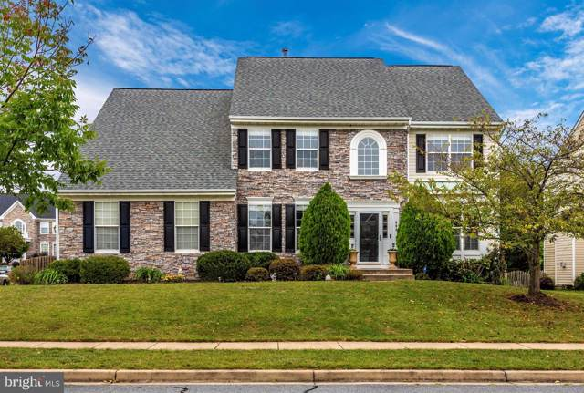 604 Red Court, FREDERICK, MD 21703 (#MDFR252284) :: LoCoMusings