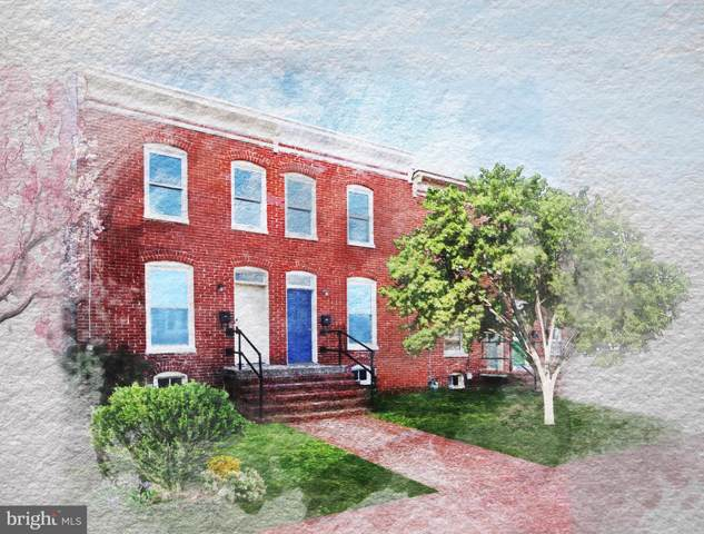 235 6TH Street E, FREDERICK, MD 21701 (#MDFR252294) :: Homes to Heart Group