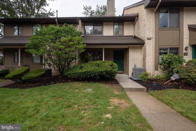307 Hampshire Drive, PLAINSBORO, NJ 08536 (#NJMX122250) :: Tessier Real Estate