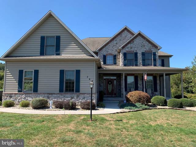743 Maple Shade Drive, LEWISBERRY, PA 17339 (#PAYK123788) :: The Joy Daniels Real Estate Group