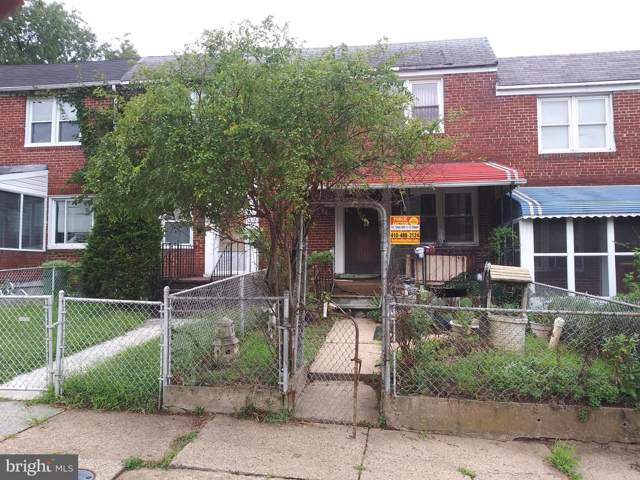 709 Roundview Road, BALTIMORE, MD 21225 (#MDBA481510) :: Dart Homes