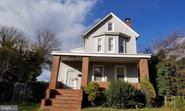 700 Argonne Drive, BALTIMORE, MD 21218 (#MDBA481626) :: Homes to Heart Group