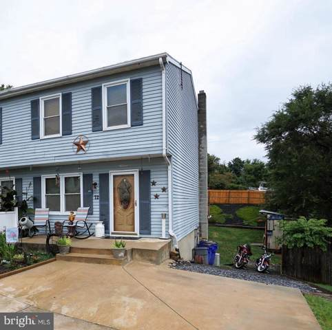 72 Wenner Drive, BRUNSWICK, MD 21716 (#MDFR252468) :: AJ Team Realty