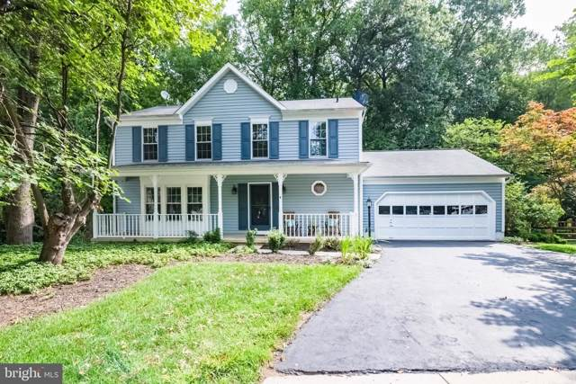 9 Paramus Court, NORTH POTOMAC, MD 20878 (#MDMC676172) :: The Speicher Group of Long & Foster Real Estate