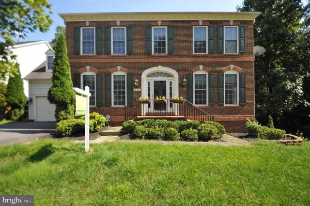874 Still Creek Lane, GAITHERSBURG, MD 20878 (#MDMC676182) :: Tessier Real Estate