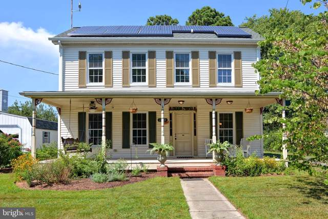 21458 Gibsontown Road, TILGHMAN, MD 21671 (#MDTA136216) :: RE/MAX Coast and Country