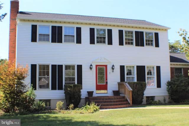 7 Lake View Terrace, STAFFORD, VA 22556 (#VAST214622) :: The Licata Group/Keller Williams Realty