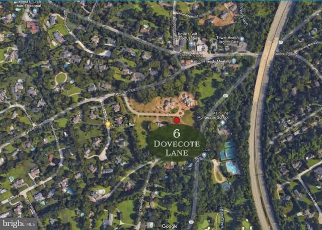 Lot 6 Dovecote Lane, VILLANOVA, PA 19085 (#PADE499378) :: The John Kriza Team