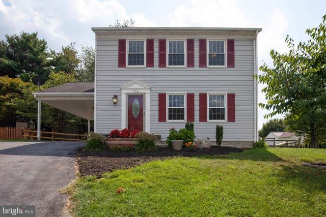772 Morningside Avenue, HAGERSTOWN, MD 21740 (#MDWA167486) :: Ultimate Selling Team