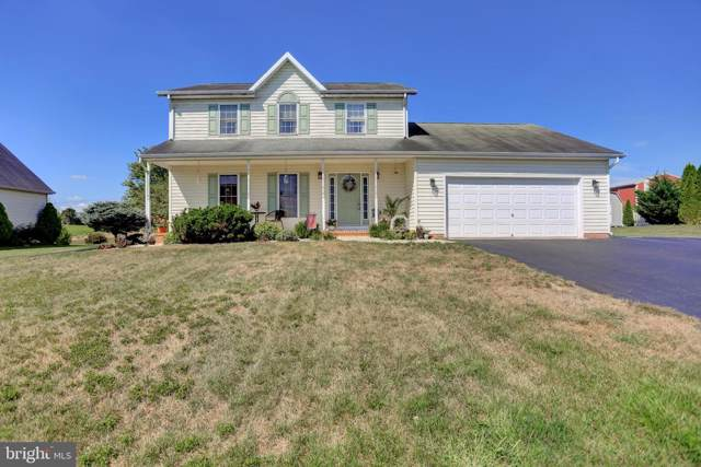 10161 Lindale Avenue, GREENCASTLE, PA 17225 (#PAFL168142) :: The Heather Neidlinger Team With Berkshire Hathaway HomeServices Homesale Realty