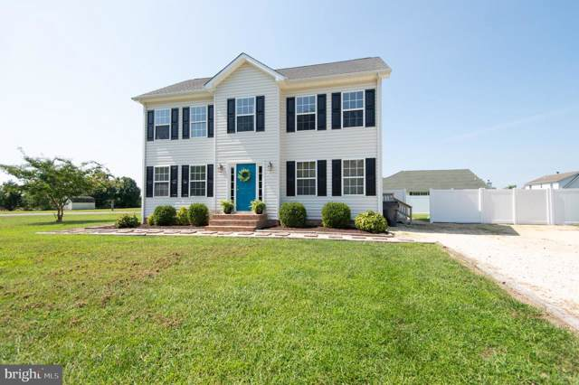 66 Sugar Drive, EAST NEW MARKET, MD 21631 (#MDDO124134) :: The Allison Stine Team