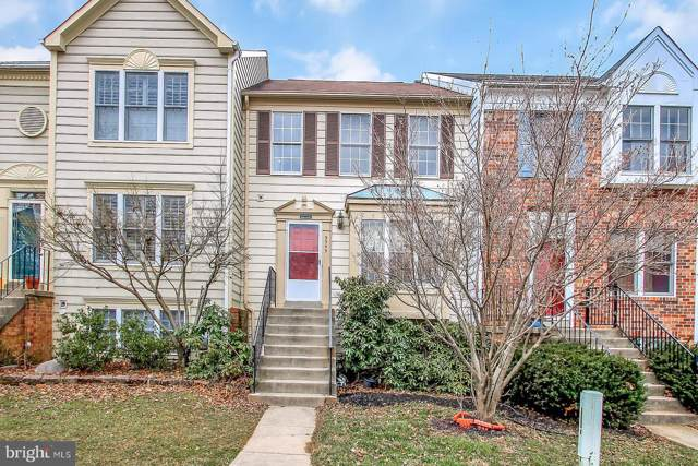 9349 Breamore Court, LAUREL, MD 20723 (#MDHW269718) :: AJ Team Realty