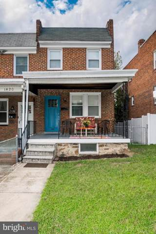 1418 W 37TH Street, BALTIMORE, MD 21211 (#MDBA482548) :: Radiant Home Group