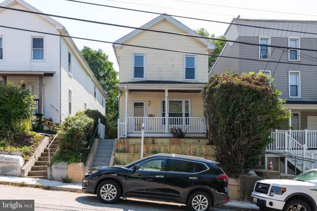 1525 W 36TH Street, BALTIMORE, MD 21211 (#MDBA482594) :: The Licata Group/Keller Williams Realty