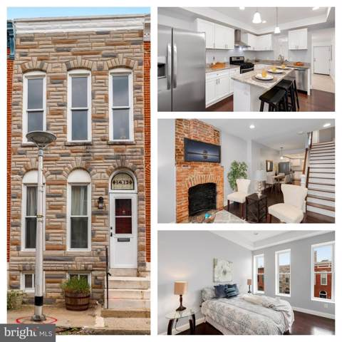 1413 Clarkson Street, BALTIMORE, MD 21230 (#MDBA482742) :: The Licata Group/Keller Williams Realty