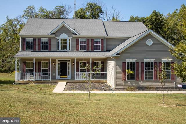 292 Chimney Circle, MIDDLETOWN, VA 22645 (#VAFV152898) :: Keller Williams Pat Hiban Real Estate Group