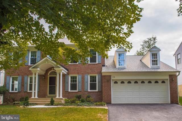 112 Mission Drive, GAITHERSBURG, MD 20878 (#MDMC677412) :: Tessier Real Estate