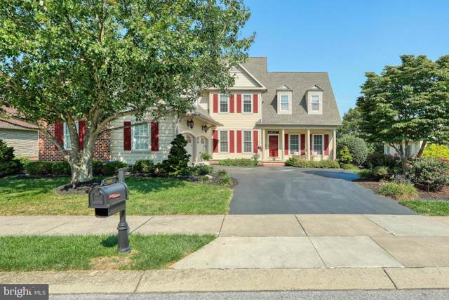 1069 Glen View Drive, YORK, PA 17403 (#PAYK124460) :: The Joy Daniels Real Estate Group