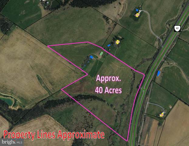0 Harpine Highway, LINVILLE, VA 22834 (#VARO100934) :: CENTURY 21 Core Partners