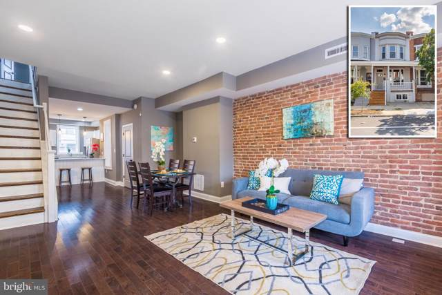 425 E 28TH Street, BALTIMORE, MD 21218 (#MDBA483020) :: SURE Sales Group