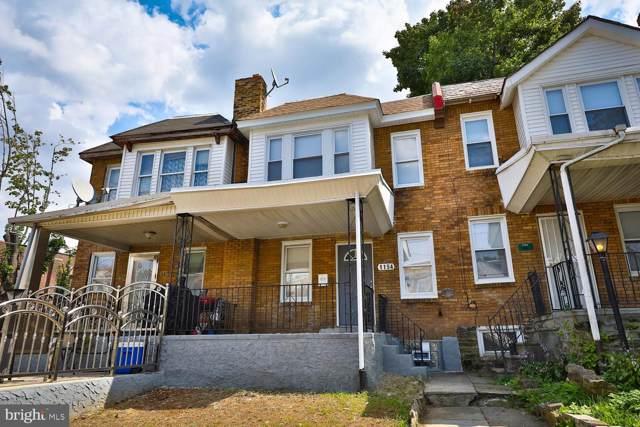 1154 E Stafford Street, PHILADELPHIA, PA 19138 (#PAPH830798) :: Keller Williams Realty - Matt Fetick Team