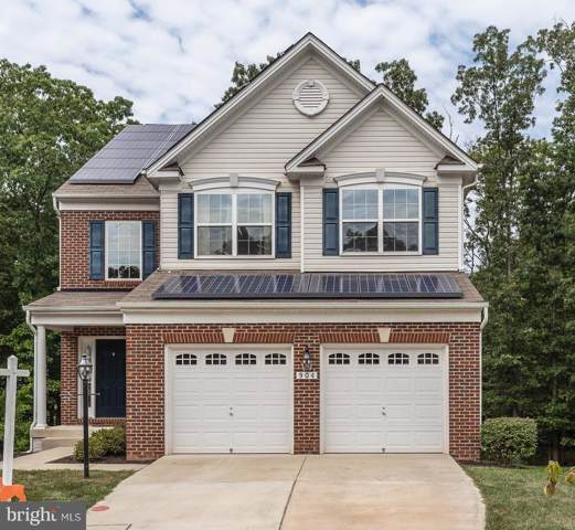 904 Boatwright Drive, GLEN BURNIE, MD 21060 (#MDAA412486) :: AJ Team Realty