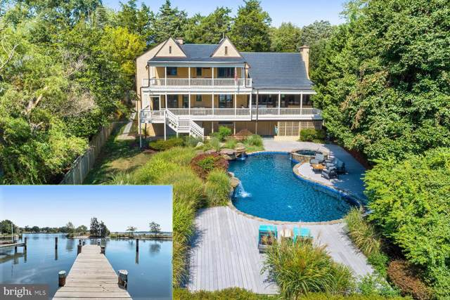 421 Ferry Point Road, ANNAPOLIS, MD 21403 (#MDAA412494) :: The Sky Group