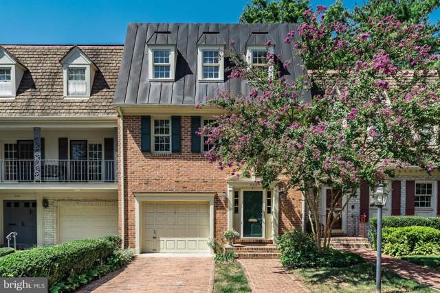 304 Wrens Way, FALLS CHURCH, VA 22046 (#VAFA110684) :: RE/MAX Cornerstone Realty