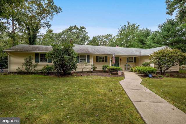 160 Paupukkeewis Trail, MEDFORD LAKES, NJ 08055 (#NJBL356298) :: John Smith Real Estate Group