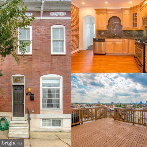 602 S East Avenue, BALTIMORE, MD 21224 (#MDBA483224) :: Radiant Home Group