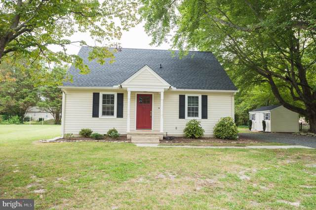 109 Coulbourn Drive, SALISBURY, MD 21804 (#MDWC105056) :: ExecuHome Realty