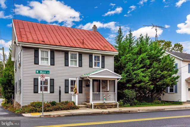 102 W Main Street, THURMONT, MD 21788 (#MDFR253066) :: RE/MAX Plus