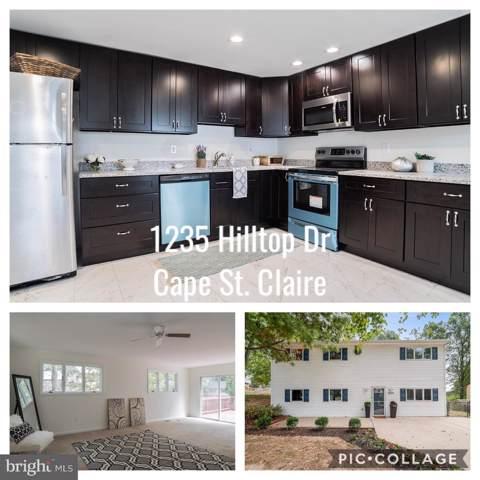 1235 Hilltop Drive, ANNAPOLIS, MD 21409 (#MDAA412700) :: The Licata Group/Keller Williams Realty