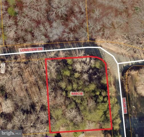 109 Longview Drive, STAFFORD, VA 22556 (#VAST214950) :: The Licata Group/Keller Williams Realty