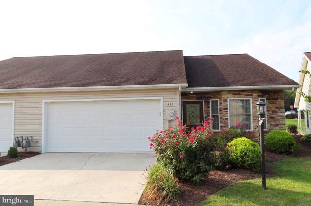 437 Parkview Lane, HANOVER, PA 17331 (#PAYK124780) :: Flinchbaugh & Associates