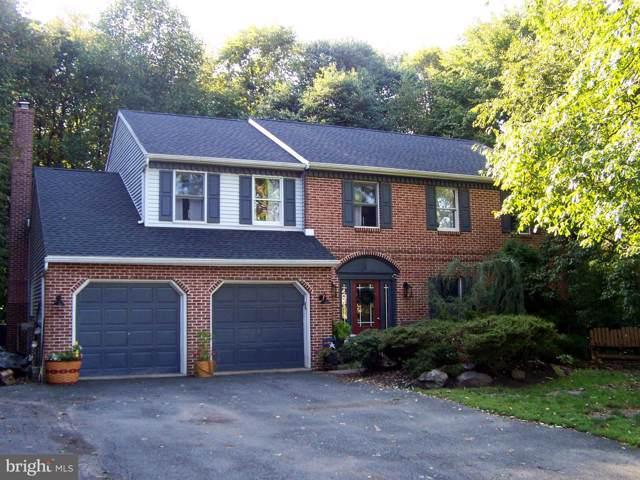 126 Woodland Manor Drive, MOHNTON, PA 19540 (#PABK347650) :: Remax Preferred | Scott Kompa Group