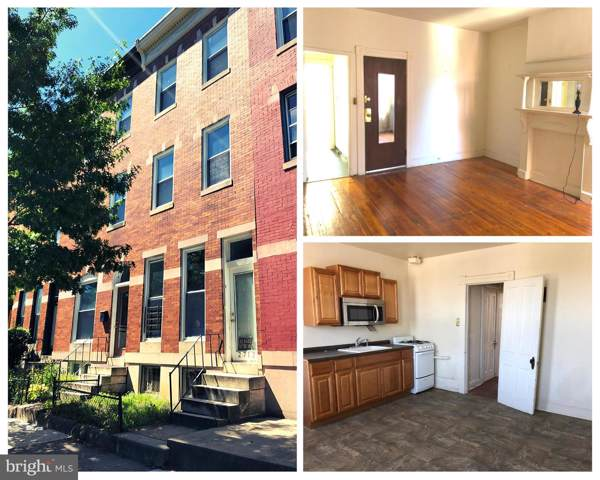 2712 Maryland Avenue, BALTIMORE, MD 21218 (#MDBA483638) :: Seleme Homes
