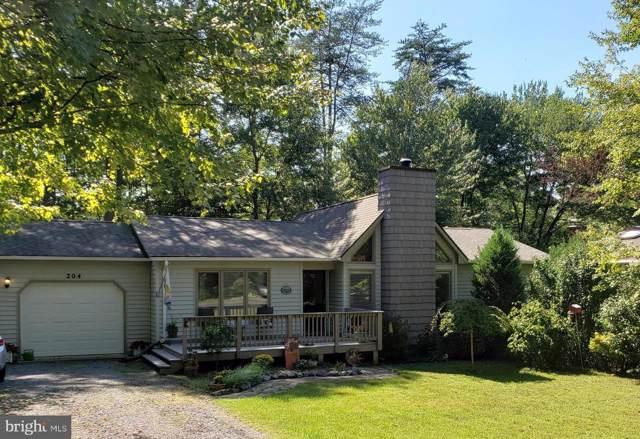 204 Pine Valley Road, LOCUST GROVE, VA 22508 (#VAOR134998) :: The Licata Group/Keller Williams Realty