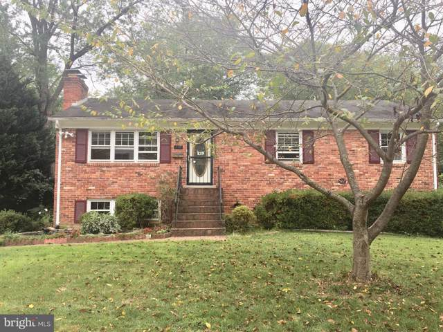 703 Meadow Lane SW, VIENNA, VA 22180 (#VAFX1088980) :: The Maryland Group of Long & Foster