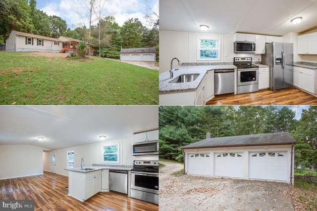 9513 Tetotum Road, KING GEORGE, VA 22485 (#VAKG118316) :: RE/MAX Cornerstone Realty
