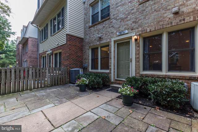 7851 Coddle Harbor Lane #19, POTOMAC, MD 20854 (#MDMC678444) :: Sunita Bali Team at Re/Max Town Center