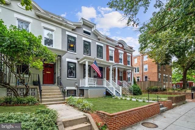 313 14TH Street NE, WASHINGTON, DC 20002 (#DCDC441988) :: Eng Garcia Grant & Co.
