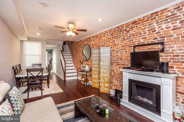 231 S Durham Street, BALTIMORE, MD 21231 (#MDBA483920) :: The Licata Group/Keller Williams Realty