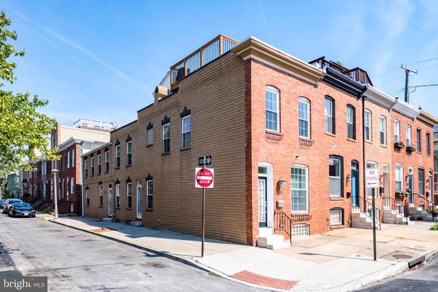 2610 Foster Avenue, BALTIMORE, MD 21224 (#MDBA483938) :: Kathy Stone Team of Keller Williams Legacy