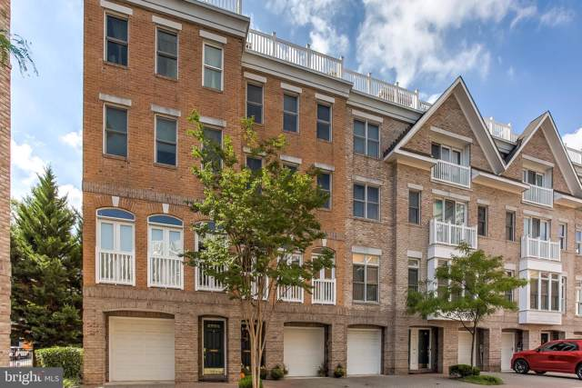1244 Harbor Island Walk, BALTIMORE, MD 21230 (#MDBA483972) :: AJ Team Realty