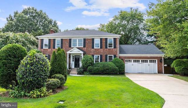 5832 Wessex Lane, ALEXANDRIA, VA 22310 (#VAFX1089472) :: The Licata Group/Keller Williams Realty